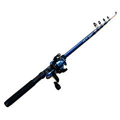 חכה חכת  Telespin FRP 270 M דיג כללי גלילי דיג+ חכות דיג-