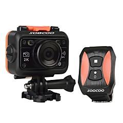 Akciókamera / Sport kamera 16MP 2560 x 1920 WIFI Vízálló Minden egyben Vezeték nélküli Széles látószög Több funkciós60fps 120fps 30 fps