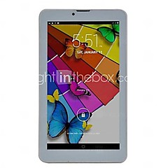 7 tommer phablet (Android 4.4 1024*600 Dual Core 512MB RAM 8GB ROM)