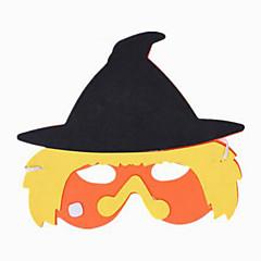 Halloween-Masken Katze Horror-Theme Unisex 1