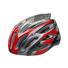 KY-045 Sports Unisex Bike Helmet 28 Vents Cycling Cycling Mountain Cycling Road Cycling Recreational Cycling Hiking Climbing PC EPSWhite Red