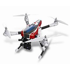 Drone XK 6 Canais 6 Eixos 2.4G - Quadcópero com CRIluminação De LED Retorno Com 1 Botão Auto-Decolagem Seguro Contra Falhas Modo Espelho