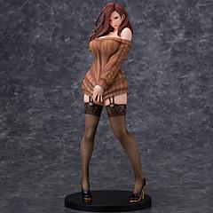 Anime Action Figurer Inspirert av Cosplay Cosplay PVC 29 CM Modell Leker Dukke