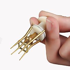 1 stk Visserij Gereedschap Goudzwart rug Lokaas g Ons mm duim,Metaal Algemeen Vissenalgemeen