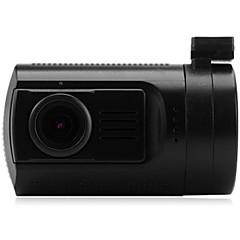 mini 0806 x44 1,5 tommer 1296p ambarella a7la50 gps bil kamera videokamera - sort 135 graders vidvinkel linse understøtter dual sd 128GB