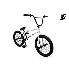 BMX Bikes Pyöräily Others 20 tuumaa Tavallinen Ei vaimennusta Teräsrunko Ei vaimennusta Hardtail-runko PVC Teräs