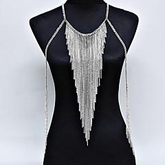 Naisten Kehokorut Body Ketju / vatsa ketju Nature Muoti Bohemia Style Metalliseos Korut Käyttötarkoitus Erikoistilaisuus Kausaliteetti