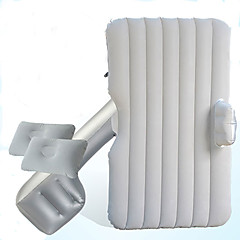 Auto matras luchtbed dubbele (135 * 80 * 40cm) kluis veiligheidsfender met luchtpomp wasbaar