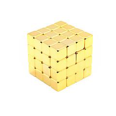 Magnetiske leker 125 Deler MM Stress relievers Magnetiske leker Magiske kuber Administrative Leker Kubisk Puslespill som Gave