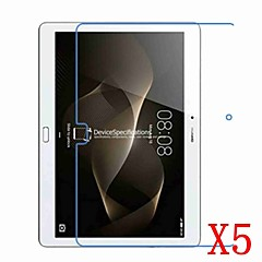 5 stk for Huawei MediaPad m2 10 m2-a01l m2-a01w HD Beskyttelses sikkerhed beskyttende film til Huawei MediaPad m2 10 m2-a01l m2-a01w