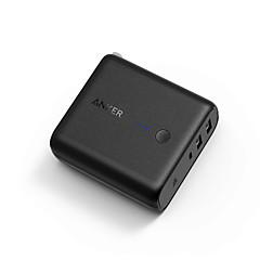 5000mAhBank-externer Batterie Multi – Ausgabe mit Adapter Automatisch bereinigte Leistung 5000 2100/3000Multi – Ausgabe mit Adapter