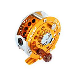 Molinetes de Pesca Molinetes Voadores 1:1 6 Rolamentos Destro Pesca Geral-HB600