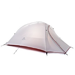 1 Pessoa Duplo Um Quarto Barraca de acampamentoEquitação Campismo Viajar