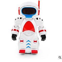 Kids 'Electronics Tanulás és oktatás Háztartási és személyi robotok Éneklés Tánc Gyaloglás Jumping 360 Forgó Bluetooth Műanyag