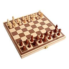 משחק לוח ריבוע עץ