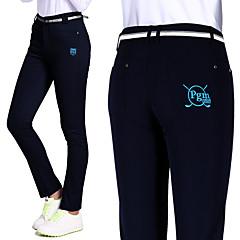 Damen Ärmellos Golf Unten Atmungsaktiv Weich Komfortabel Weiß Schwarz Orange Blau Golfspiel Freizeit Sport