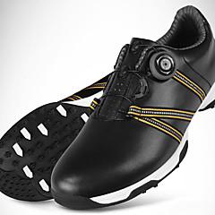Chaussures pour tous les jours Chaussures de Golf Homme Antidérapant Anti-Shake Coussin Antiusure Utilisation Caoutchouc Sport de détente
