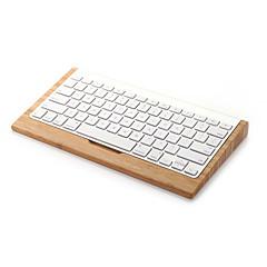 Stativ tablett stativ Wooden Seng tablettholderen