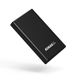 Kimax draadloze wifi usb3.0 externe harde schijf behuizing wifi reapter suport 2,5 inch sata hdd