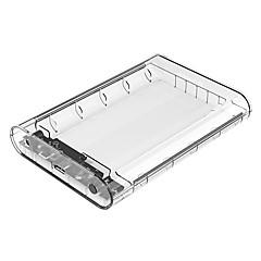 Orico-3139u3 3,5-tommers harddiskboks sata / usb3.0 transparent