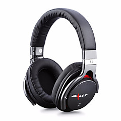 Zealot b5 hodetelefoner trådløse hodesett komfortable hodetelefoner høyfidelity handsfree samtaler stereomusikk