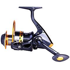 Fiskehjul Spinne-hjul 5.5:1 8.0 Kuglelejer ombytteligHavfiskeri Madding Kastning Spinning Ferskvandsfiskere Anden Generel Fiskeri Karper