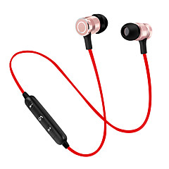 Magnet Bluetooth Earphone Wireless Bluetooth Headset Sports Running Stereo Super Bass Earbuds With Mic for Mobile Phone