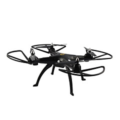Drone 4-kanaals 6 AS 2.4G Met 5.0MP HD-camera RC quadcopterFPV LED-verlichting Terugkeer Via 1 Toets Auto-Takeoff Headless-modus 360
