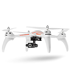 Drone WL Toys Q696-D 4ch 6 AS Met 5.0MP HD-camera LED-verlichting Terugkeer Via 1 Toets Headless-modus Zweven Met camera1 x zender 1 x RC