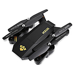 Drone VISUO XS809W 4-kanaals 6 AS Met 0.3MP HD Camera Hoogte Holding WIFI FPV Terugkeer Via 1 Toets Headless-modus 360 Graden Fip Tijdens