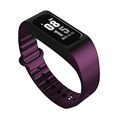 W4S Smart Sports Wristband iOS Android Pedometer Fitness Management Heart Rate and Body Temperature Monitoring