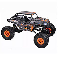 WL Toys 10428-E Rock Climbing Car 1:10 Carro com CR 18 2.4G 1 x manual 1x Carregador