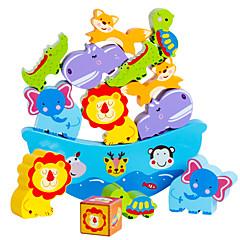 Stavební bloky Vzdělávací hračka za dárky Stavební bloky 3-6 let Hračky