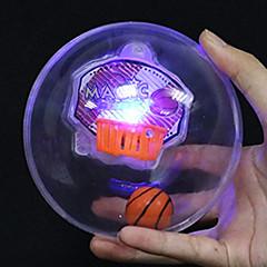 Rubikova kostka YIJIATOYS Hladký Speed Cube Odstraňuje stres Magické kostky Prstová loutka Plast
