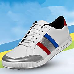 Chaussures de Golf Homme Golf Vestimentaire Respirable Entraînement Pour tous les jours Sport extérieur Utilisation Exercice Sportif
