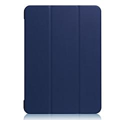 Para ipad pro 10.5 ultra fino pu couro elegante shell stand capa capa com auto wake / sleep ipad (2017) pro 9.7 ar 2 ar ipad 2 3 4 mini 1
