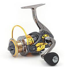 Fishing Reel csapágy Orsók 5.2:1 13 Golyós csapágy cserélhetőFolyóvíz horgászat Csali horgászat Általános horgászat Villantós & Csónakos