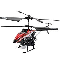 WLtoys RC Helicopter V757 3.5 CH RTF Blowing Bubbles Mini indoor Remote Control Helicopter Metal RC toys