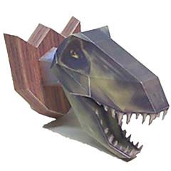 Palapelit 3D palapeli Rakennuspalikoita DIY lelut Neliö