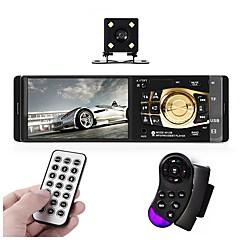 4032b auto-radio-soitin auto 4.1 -näyttö bluetooth hd usb-video mp5-soitin stereomusiikalle takatulokameralla