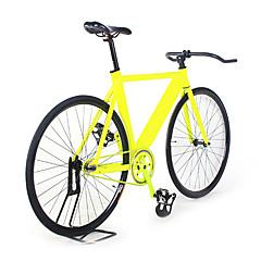 Fixed Gear Bikes Pyöräily Others 26 tuumaa/700CC V-jarru Ei vaimennusta Ei vaimennusta Alumiiniseosrunko Quill Teräs