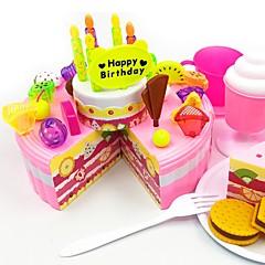 Toy kuchyňských sestav Toy Foods Hračky Plast Chlapci Dívčí