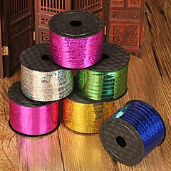 Solid Color Plastic+PCB+Water Resistant Epoxy Cover Wedding Ribbons-Piece/Set