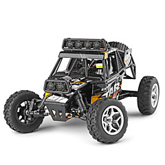 WL Toys 18428 Rock Climbing Car 1:18 Electrico Escovado Carro com CR 40 2.4G 1 x manual 1x Carregador