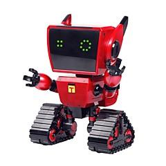 Háztartási és személyi robotok Beszél Digitális Műanyag