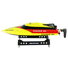 7011 Speedboat Plastik 2 Kanały 25 KM / H
