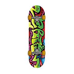 31 Inch Complete Skateboards Standardi Skateboards Ammattilaisten Metalli ABEC-5/7