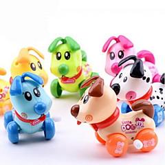 Brinquedos de Corda Cachorros Plásticos Não Especificado todas as Idades