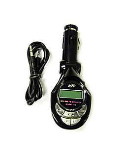 bil FM transmitter - med SD slot cp-v032