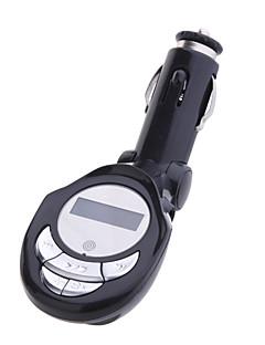 lcd mp3-Player FM Transmitter mit IR-Fernbedienung und USB-Port